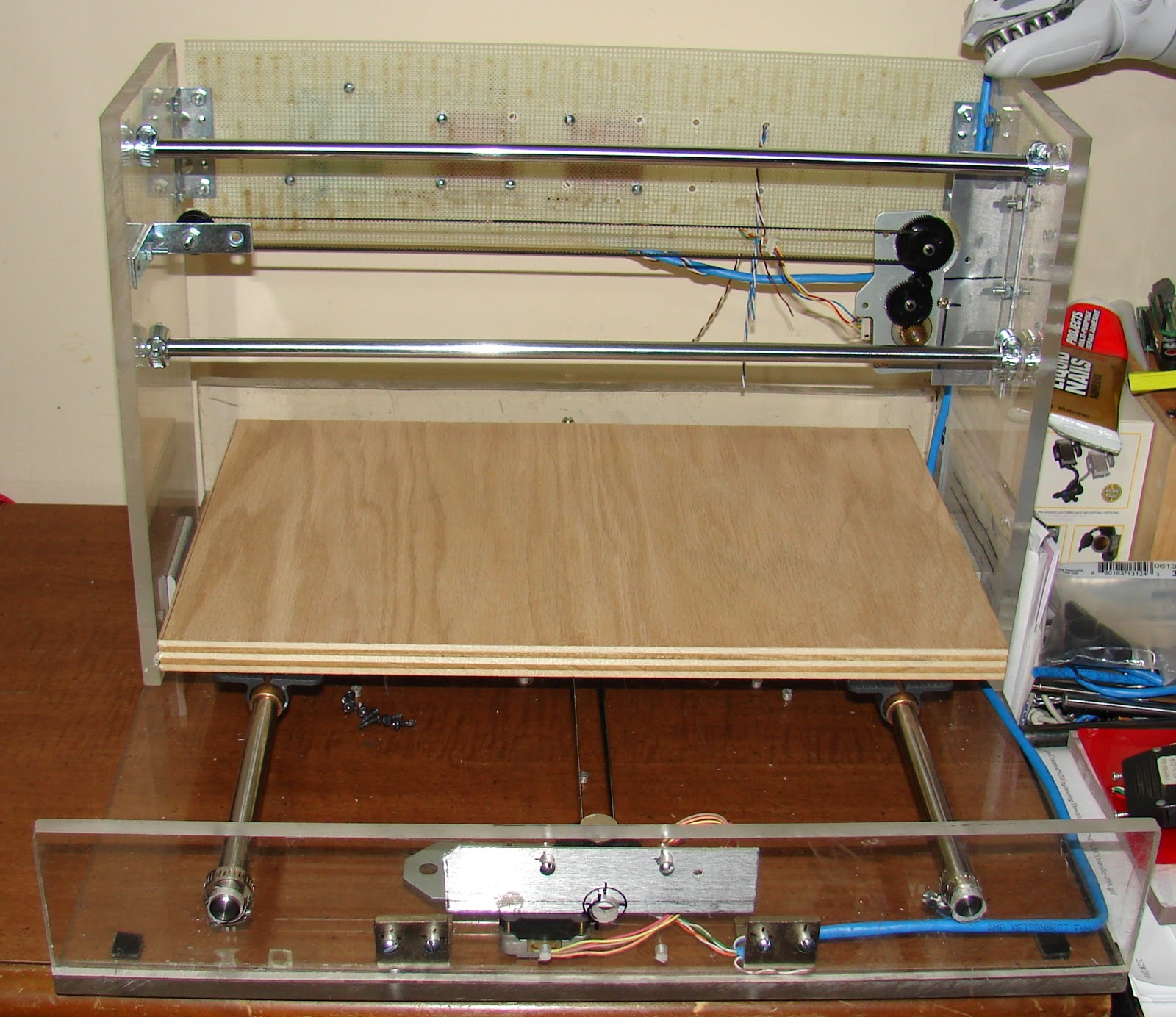 My commentary and technical help diy arduino cnc projects