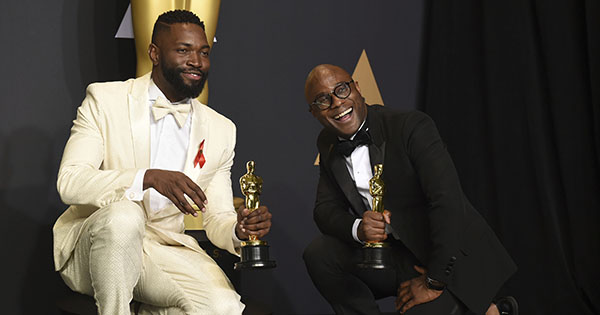 'MOONLIGHT' wins Best Picture award at Oscars ...