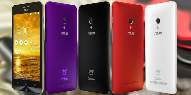 ZenFone 5,5 Inches, The New Resolution Of Asus