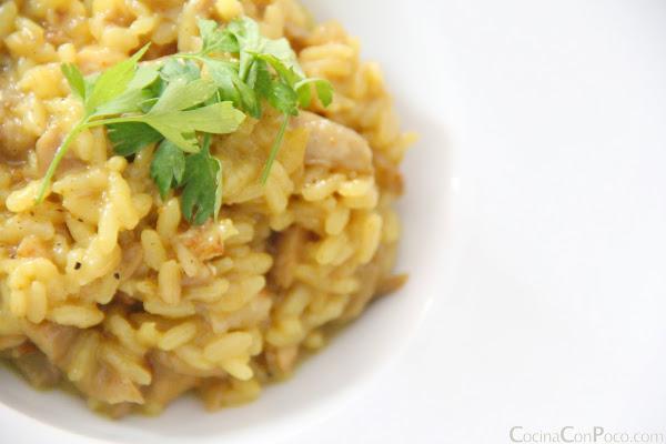 CocinaConPoco.com-receta-risotto-setas-curry