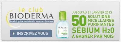 50 solutions micellaires purifiantes Sébium H20 à gagner