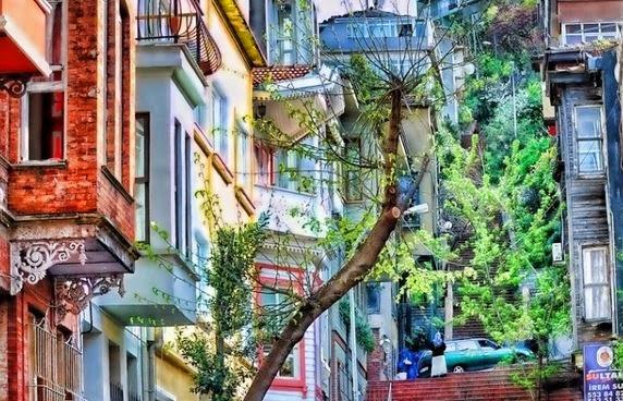 İstanbul'da Bahar Bitmeden Yapılıcaklar Listesi / Kuzguncuk