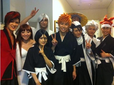 Shinsei Rock Bleach Musical: Reprise! Kouhei+blog