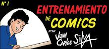"""""""Entrenamiento de cómics"""" N° 1 – ¿Cómo se hace la Tira? (cómic strip)  por Juan Carlos Silva Bocane"""