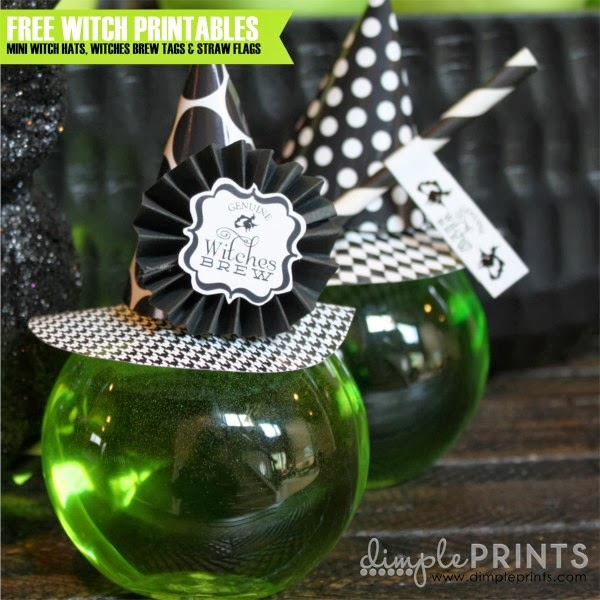 It's Halloweek! Witch Crafts witches brew