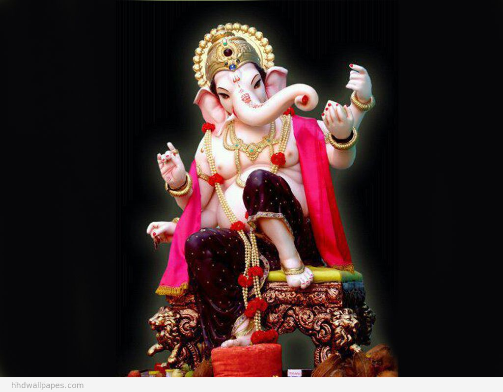 ravishment: lord ganesha - ganesh chaturthi hd wallpapers free download