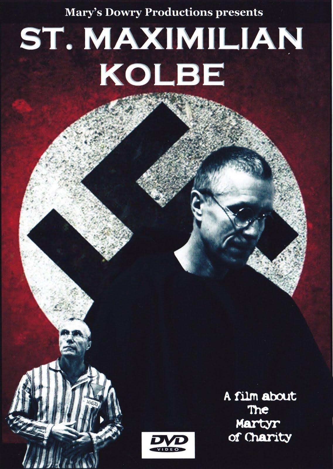 Saint Maximilian Kolbe DVD