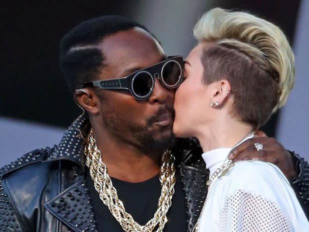 A Miley Cyrus le gusta enseñar el culo