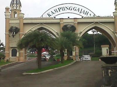 Kampung Gajah Lembang