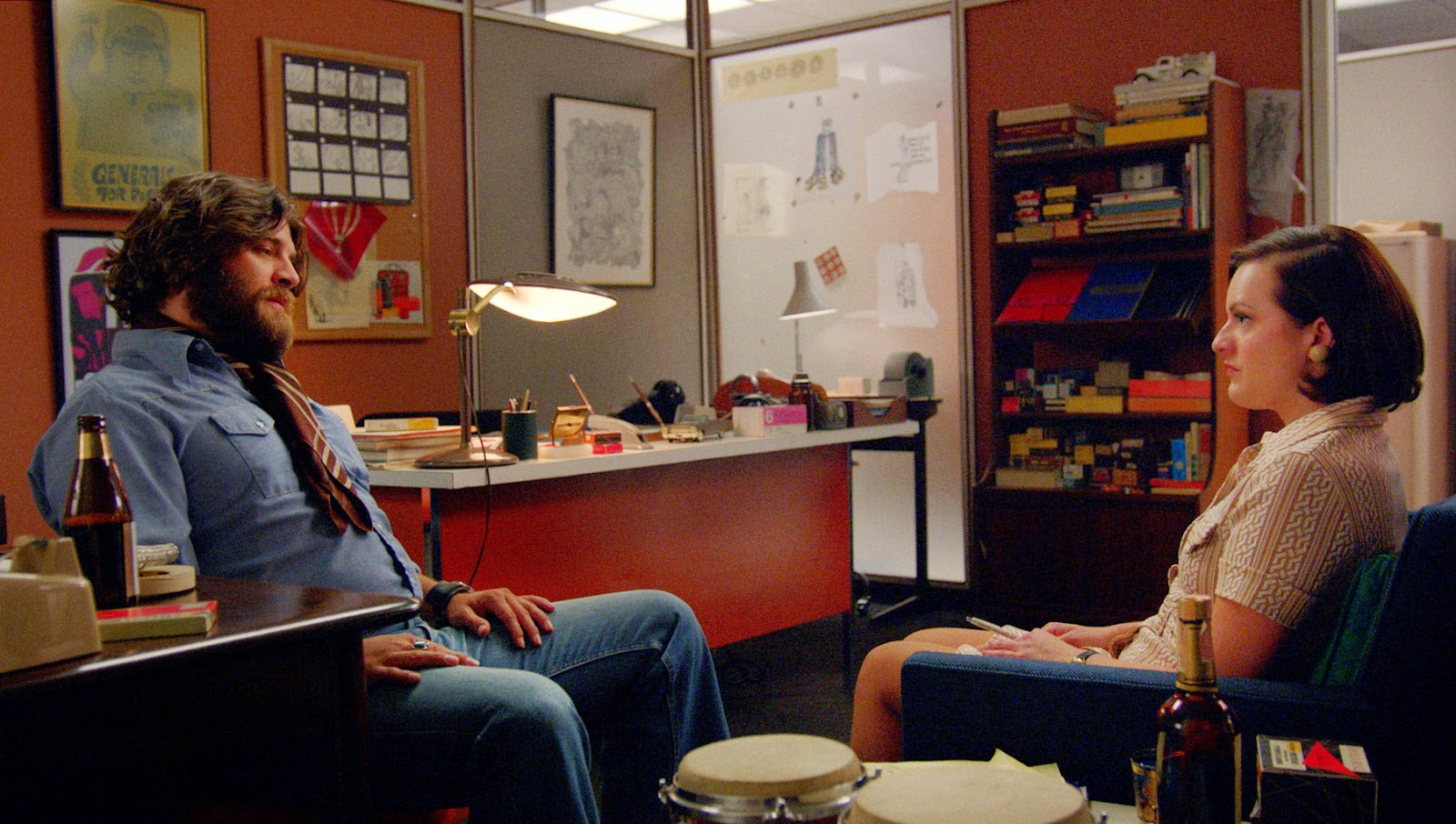 """Mad Men - Time & Life - Review: """"Peggy's Moment"""""""