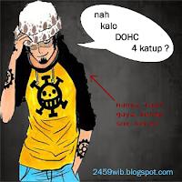 DOHC 4 katup