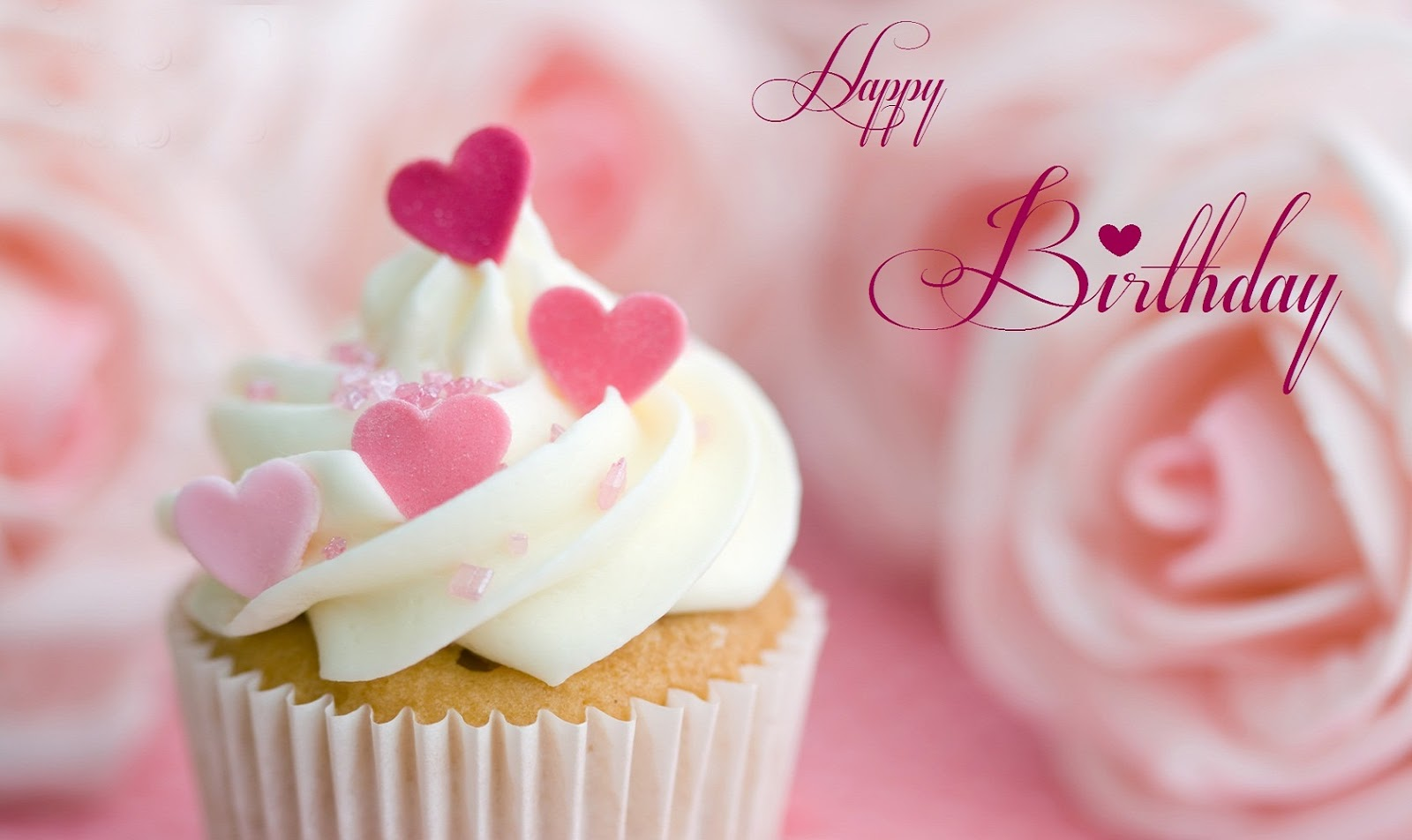 Birthday Wishes For Her Images ~ Happy birthday to you romantic birthday wish for her love