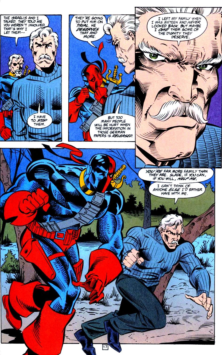 Deathstroke (1991) Issue #36 #41 - English 18