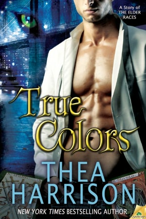 Thea Harrison True Colors novella