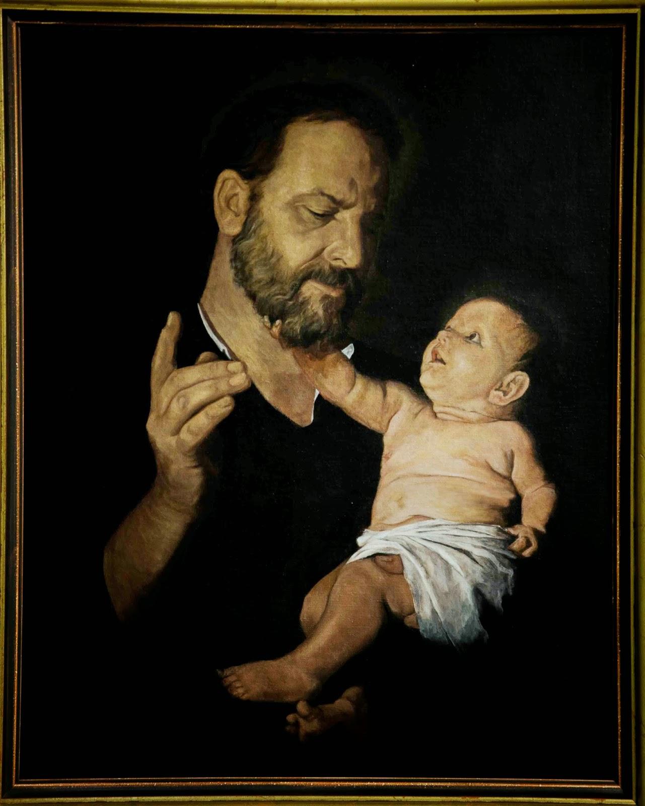 San José Arturo Serra pintura 1