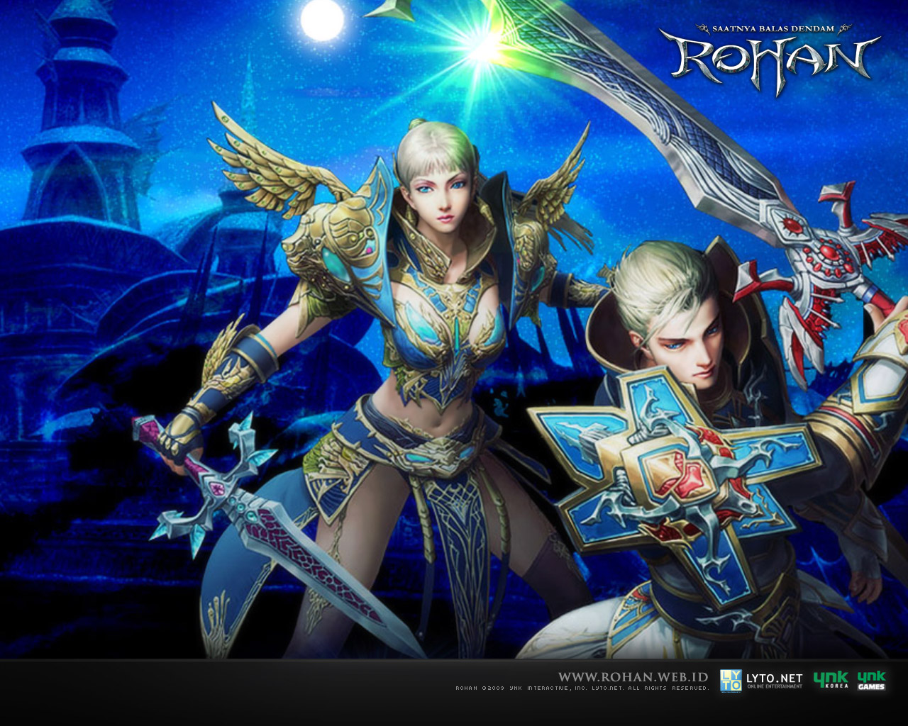 Rohan Online Game