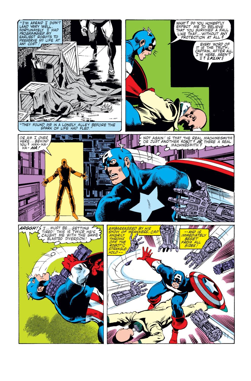 Captain America (1968) Issue #249 #164 - English 13