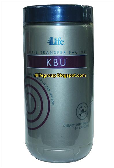 foto 4Life Transfer Factor KBU