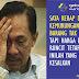 LATEST NEWS ... Anwar Ibrahim Mengaku MATI PUCUK! ... Eksklusif!