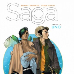 Review de  Saga Vol.1 - Brian K Vaughan y Fiona Staples