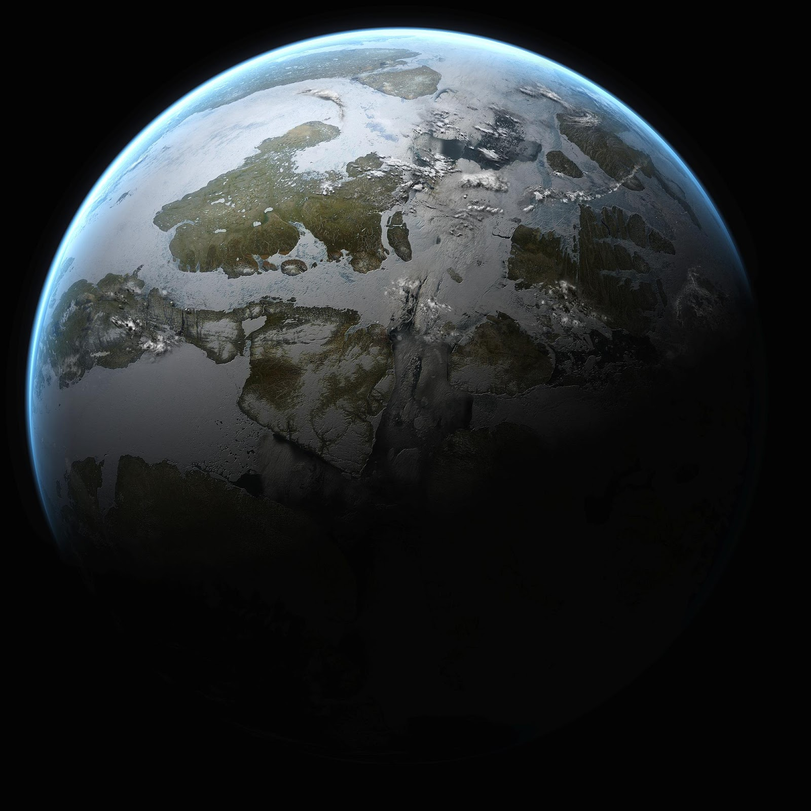 which planets are terrestrial - photo #11