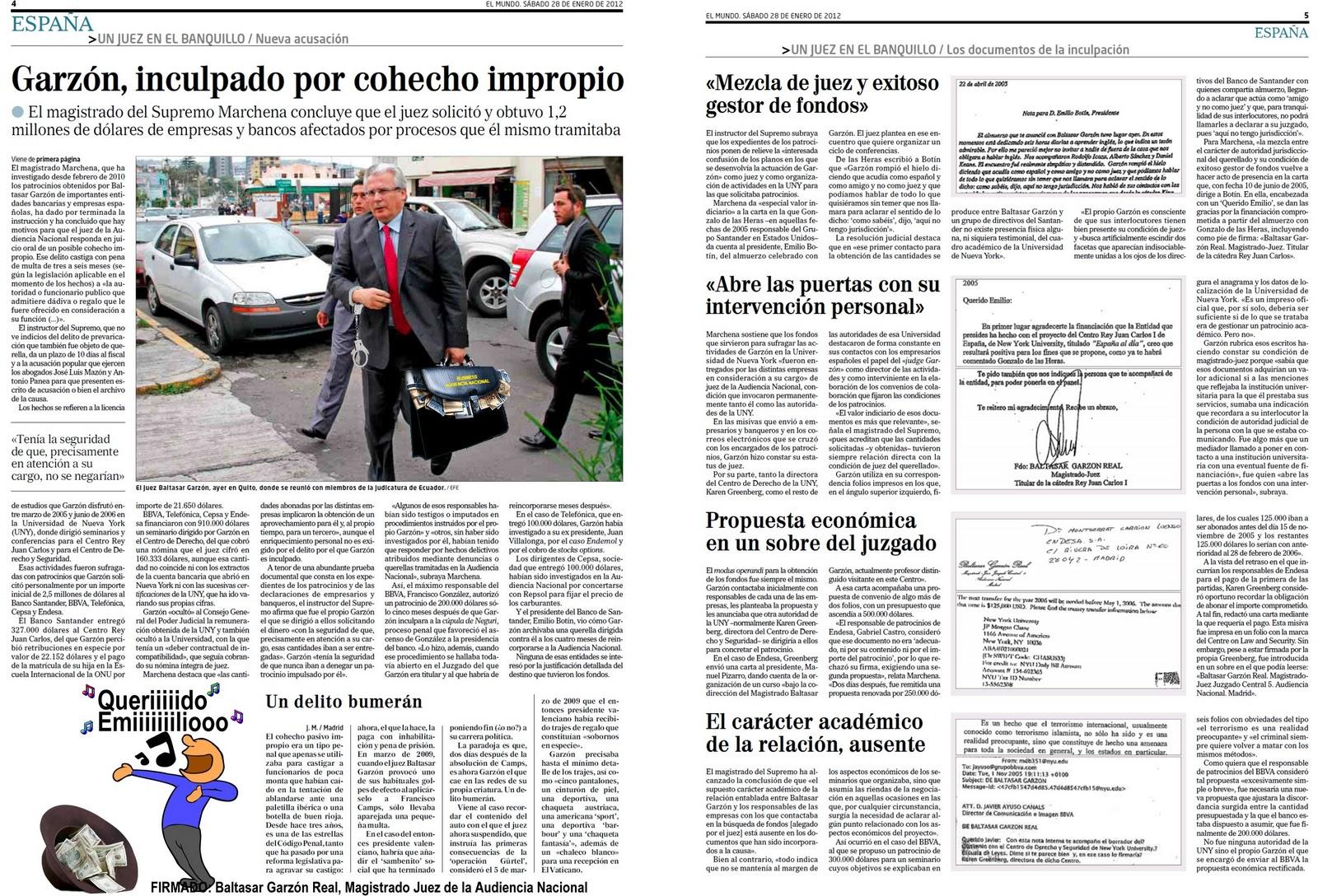 Pepiño Blanco, nº 2 del PSOE, está denunciado por chorizo por altos cargos socialistas, socialistas de base, por simpatizantes socialistas y por detractores del socialismo