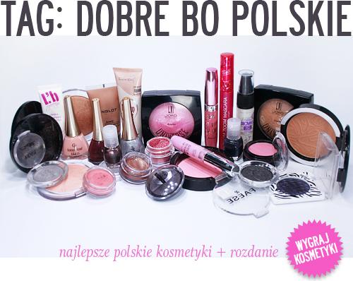 Alina Rose Blog Kosmetyczny Najlepsze Polskie Kosmetyki Rozdanie