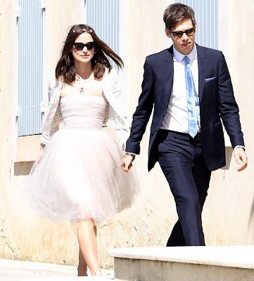 matrimonio Keira Knightley