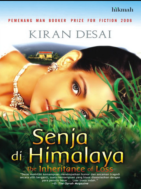 Download Novel Gratis Senja di Himalaya - Kiran Desai