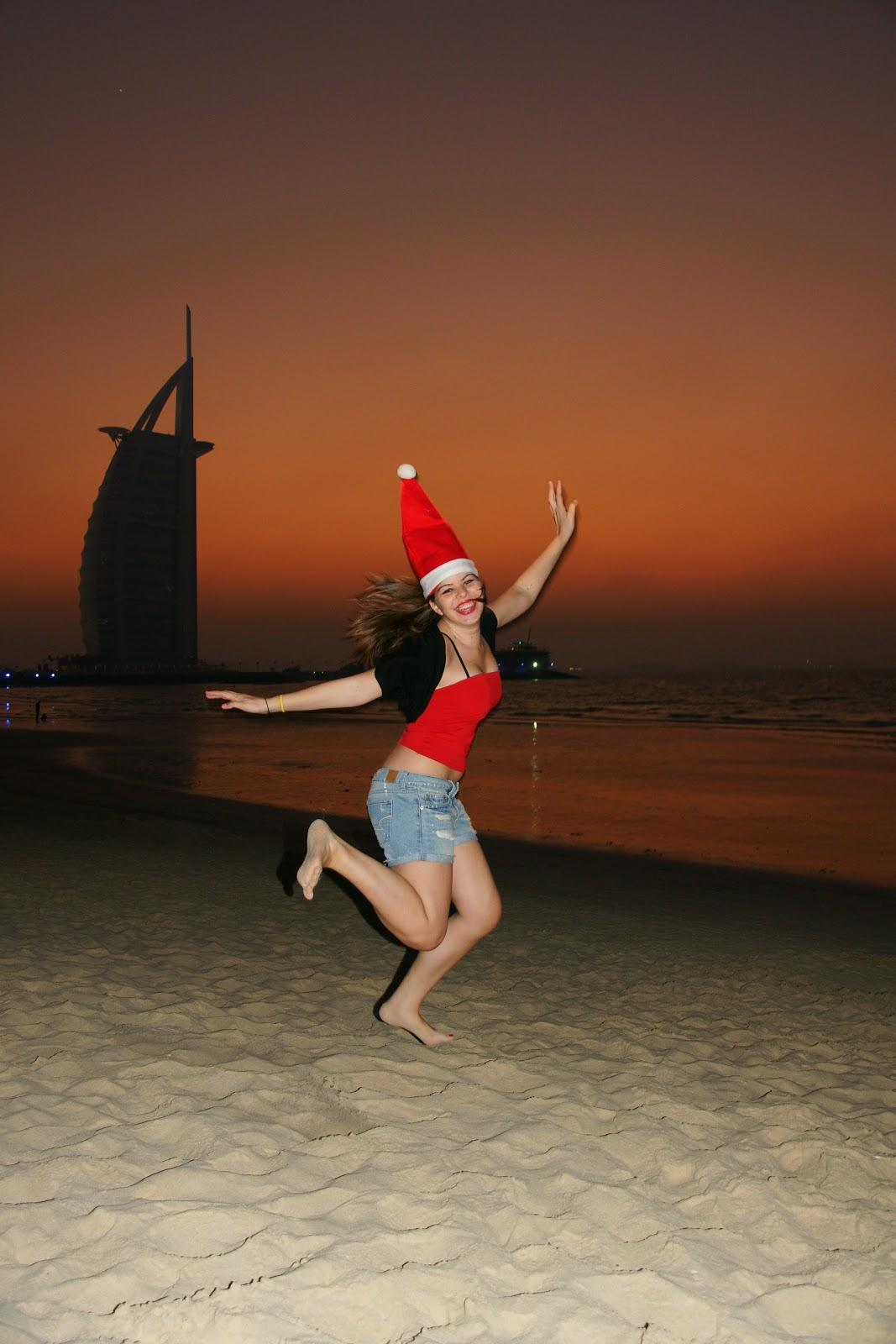 My Sandy Christmas Day