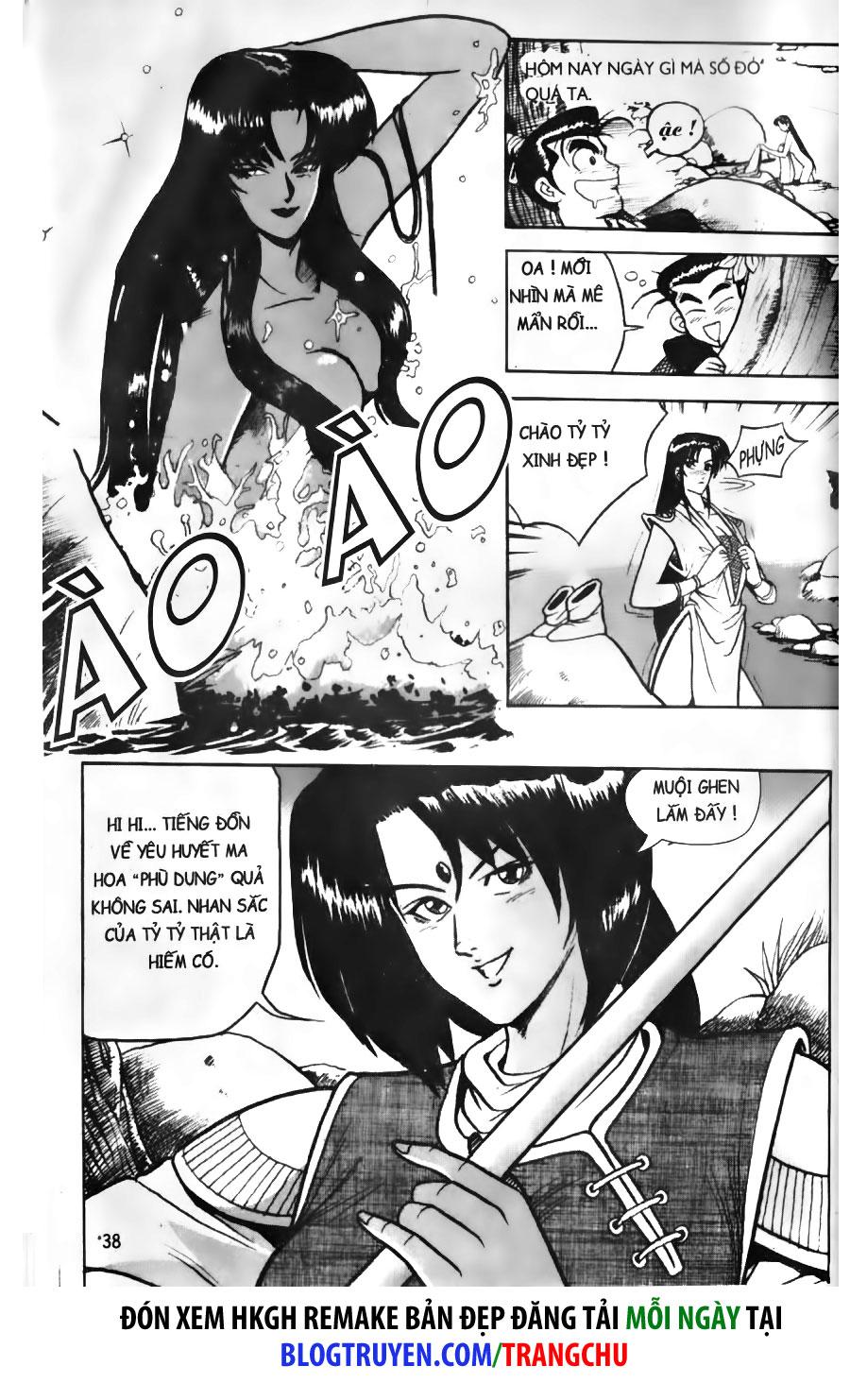 Hiệp Khách Giang Hồ chap 2 page 19 - IZTruyenTranh.com