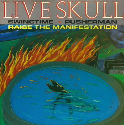 Live Skull Pusherman