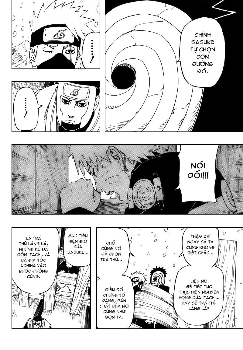Naruto chap 462 Trang 11 - Mangak.info