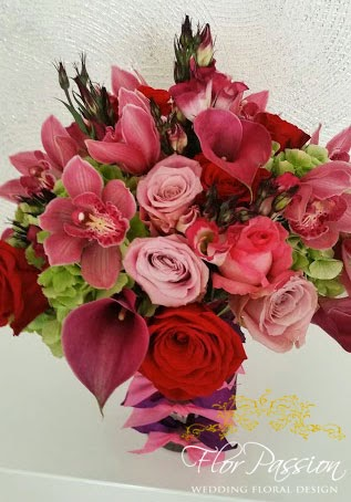 FlorPassion Italy Flowers: Rose Avalanche, Lisianthus ...