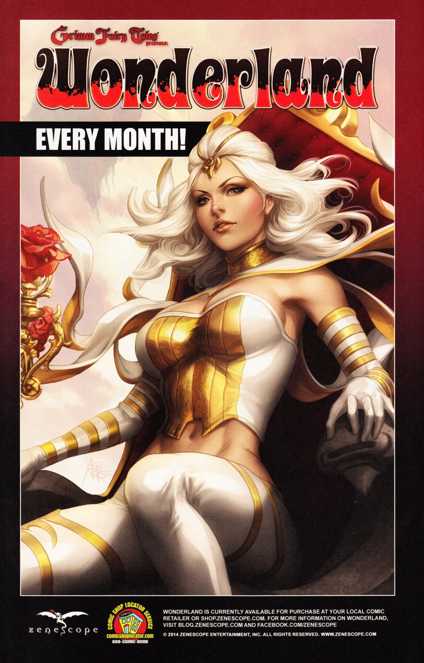 Grimm Fairy Tales (2005) Issue #107 #110 - English 30