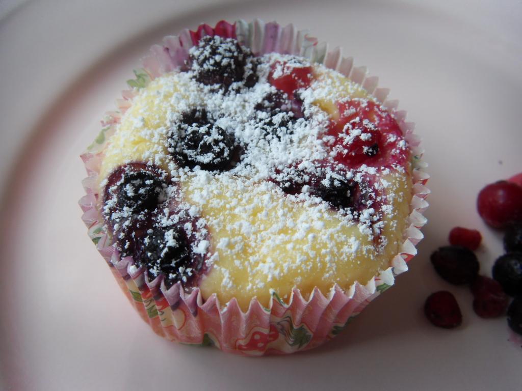 Mit Zucker, Salz & Bauchgefühl: Käsekuchen-Muffins