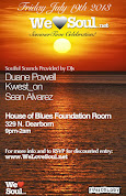 Friday 7/19 WLS @ HOB Foundation Room