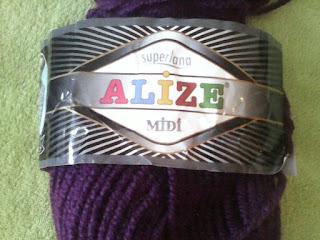 пряжа ализе Superlana Midi Alize