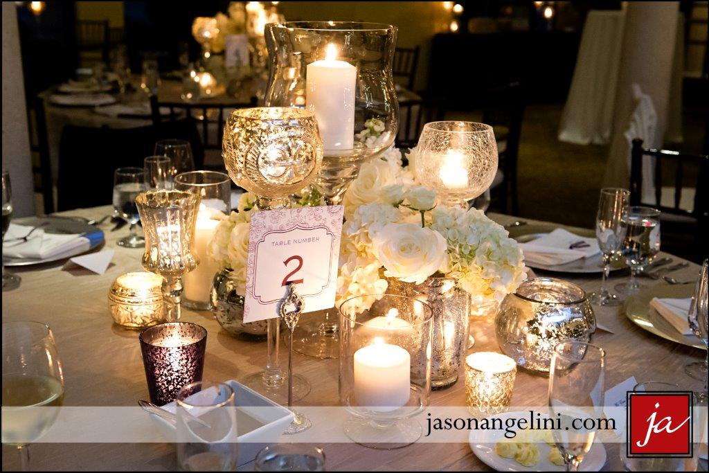 The Candlelight And Mercury Glass Combination Really Illuminated Space Made For Such A Lovely Ambiance Understated Elegance Let True Beauty