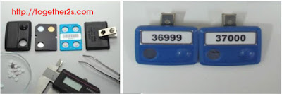 Liều kế cá nhân TLD 760