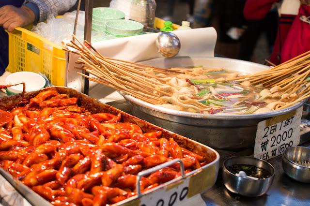 Những địa điểm ăn uống tại Hàn Quốc không thể bỏ qua