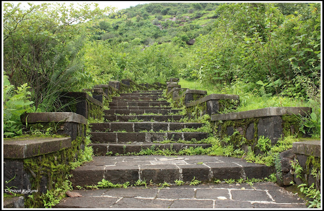 Steps To Bedse Caves