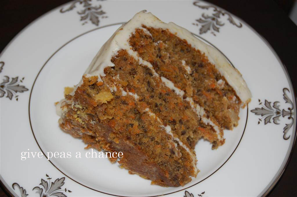 frugal whole wheat carrot cake recipe yummly whole wheat carrot cake ...