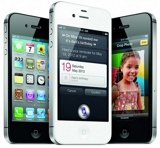 smartfon Apple Phone 4S