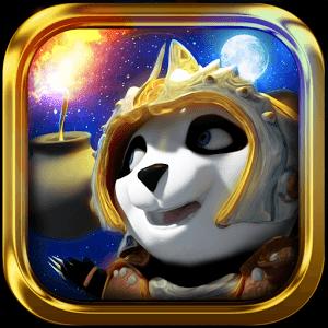 Panda Bomber in Dark Lands apk mod