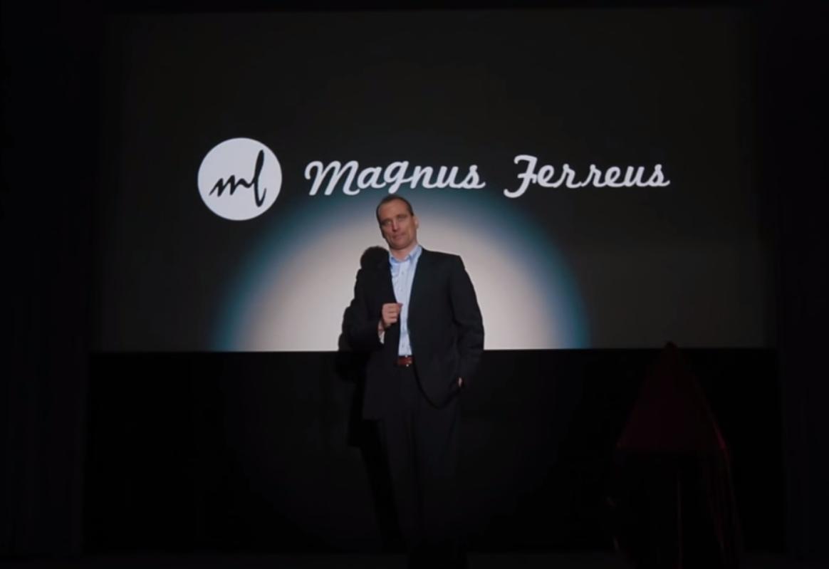 Magnus Ferreus - Onion Note
