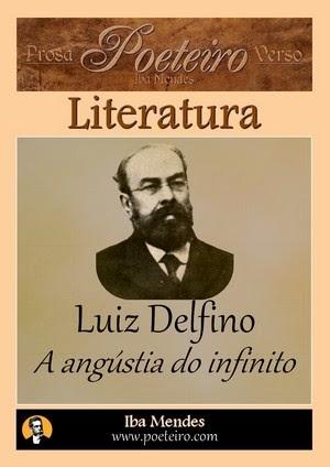 A angústia do infinito, de Luiz Delfino dos Santos - pdf grátis