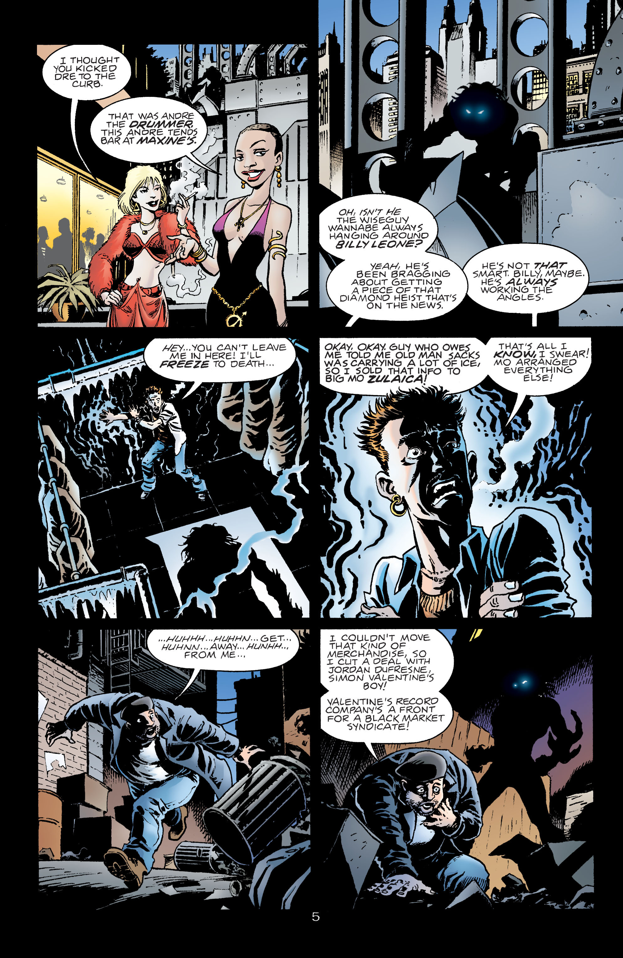 Detective Comics (1937) Issue #773 Page 27