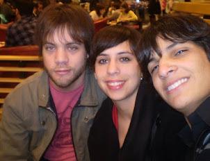 Sol, Nahuel y Julian
