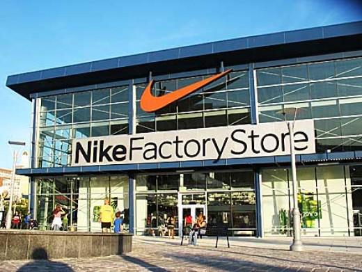 Loja da Nike Orlando Miami